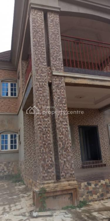 Fully Detached 5 Bedrooms House with 2 Rooms Bq, Mab Global Estate, Gwarinpa, Abuja, Detached Duplex for Sale
