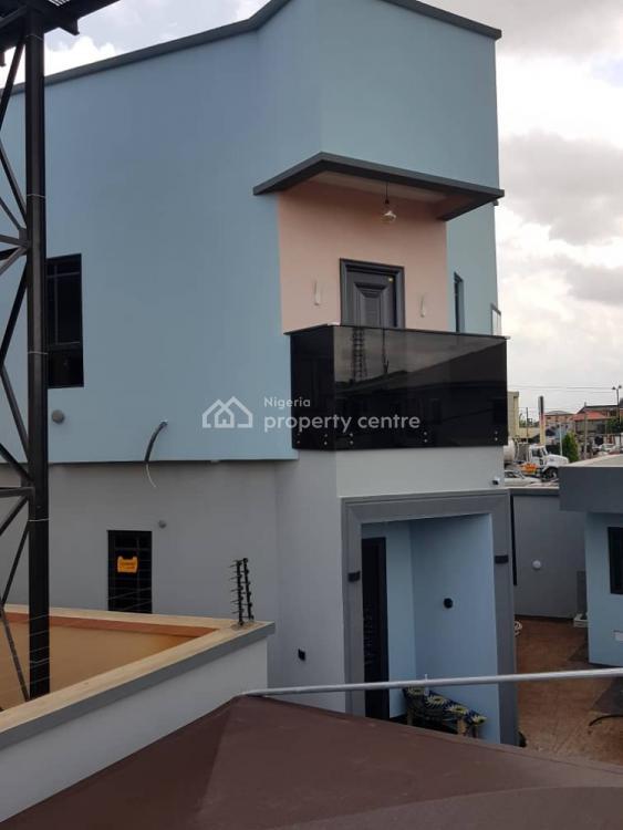 Newly Built to Taste 4 Bedroom Detached Duplex, Omole Phase 1, Ikeja, Lagos, Detached Duplex for Sale