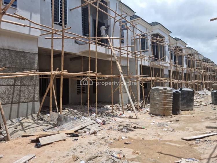 Exquisitely Built 4 Bedroom Terrace Duplex, Chevron, Lekki, Lagos, Terraced Duplex for Sale
