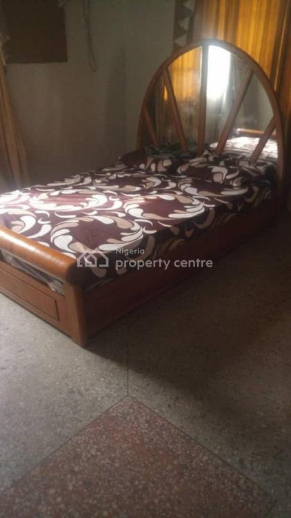 Well Built 4 Bedroom Duplex on 1227sqm Corner-piece of Land, Off Afariogun Street, Muritala Muhammad Airport, Ajao Estate, Ikeja, Lagos, Detached Duplex for Sale