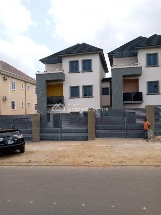 Brand New 5 Bedrooms Duplex, Guzape District, Abuja, Terraced Duplex for Sale
