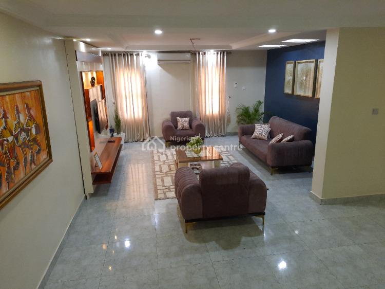Luxury 4 Bedroom Semi-detached Penthouse Duplex, Self Compound, Off Admiralty Road, Lekki Phase 1, Lekki, Lagos, Semi-detached Duplex Short Let