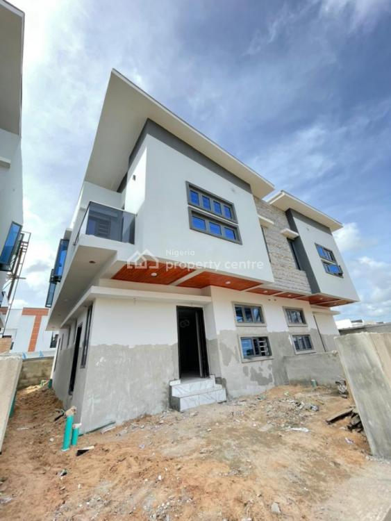 Luxurious 4 Bedroom Semidetached Duplex, Ikota, Lekki, Lagos, Semi-detached Duplex for Sale
