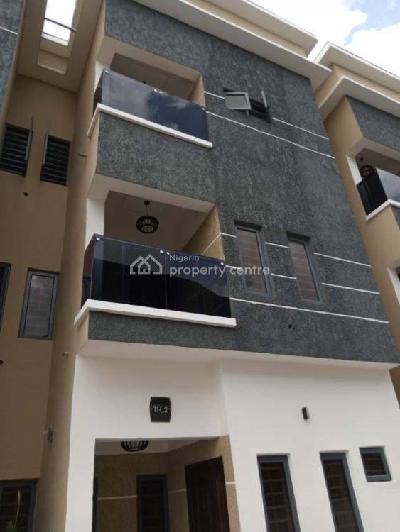 4 Bedroom Terrace Duplex, Lekki Scheme2, Ogombo, Ajah, Lagos, Terraced Duplex for Sale