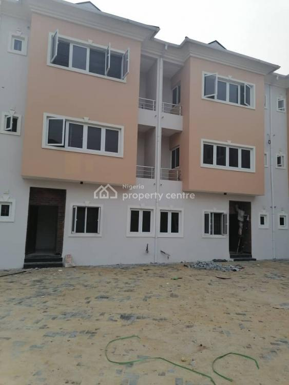 Newly Built 4 Bedroom Terrace Duplex in Surulere, Surulere, Lagos, Terraced Duplex for Sale