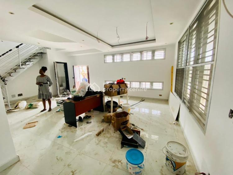 4 Bedroom Terrace Duplex in a Well Serene Environment, Richmond, Ikate Elegushi, Lekki, Lagos, Terraced Duplex for Sale