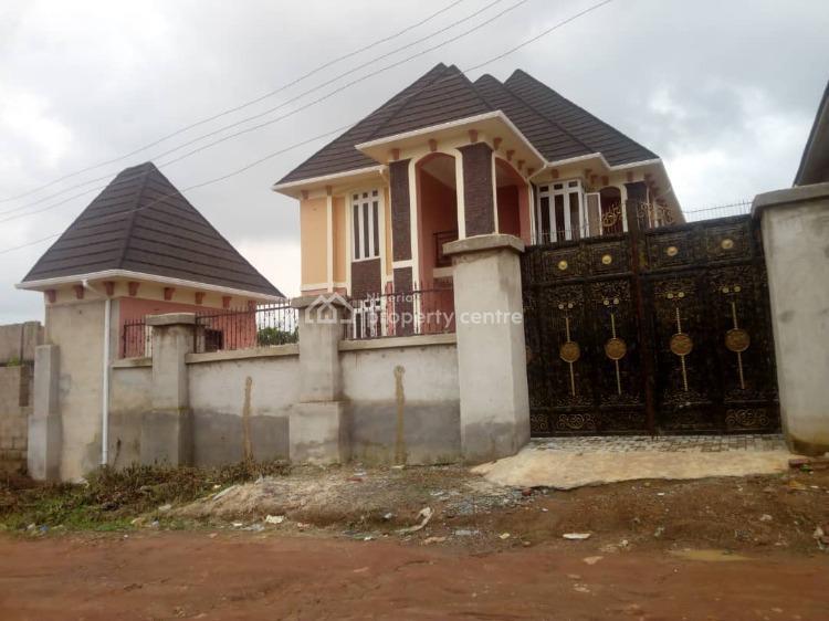 Newly Built 5 Bedroom Duplex with Excellent Facilities, Premiere Layout Along Enugu-portharcourt Expressway, Enugu, Enugu, Detached Duplex for Sale