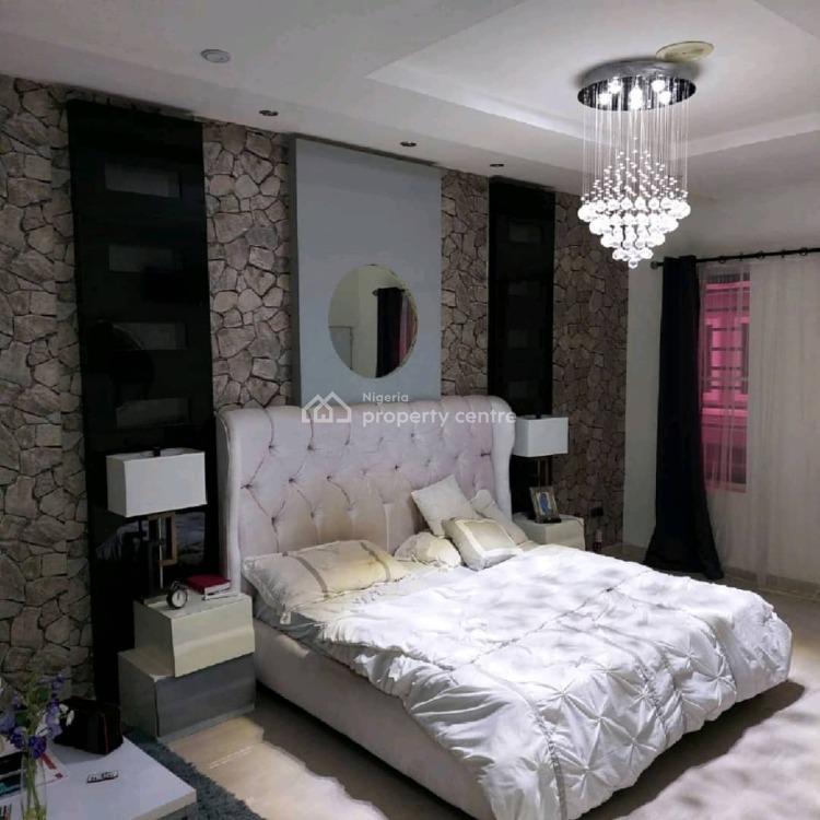 Distress Fully Furnished 4 Bedroom Semi Detached Duplex with Bq, Orchid Road, Lekki, Lagos, Semi-detached Duplex for Sale