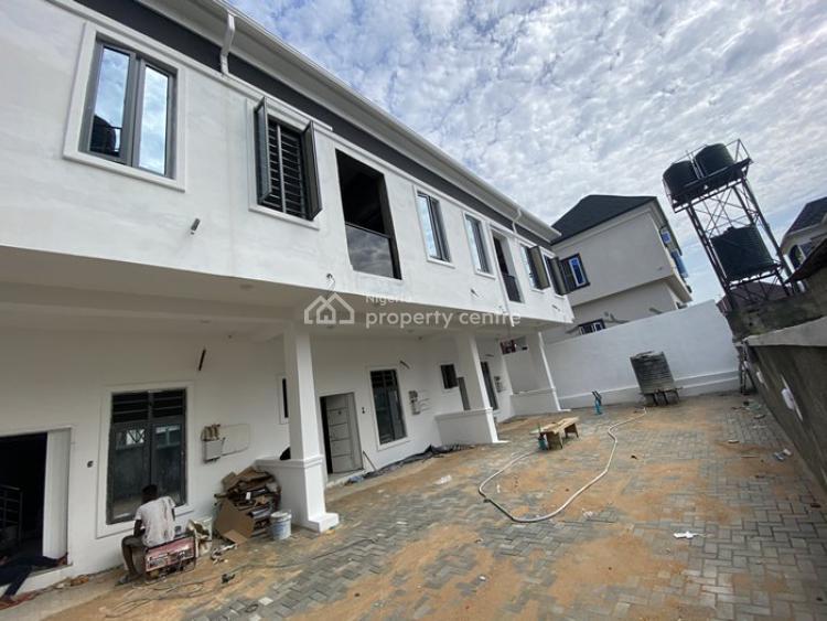 4 Bedroom Terraced Duplex, Thomas Estate, Ajah, Lagos, Terraced Duplex for Sale