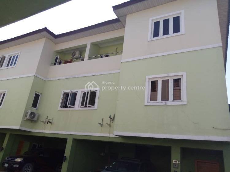 Serviced Mini Estate, Serviced Mini Estate, Chisco Bustop, Ikate Elegushi, Lekki, Lagos, Terraced Duplex for Sale