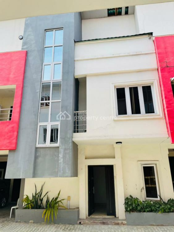4 Bedroom Terraced House with Bq, Bishopgate Residence, Ikate Elegushi, Lekki, Lagos, Terraced Duplex for Sale