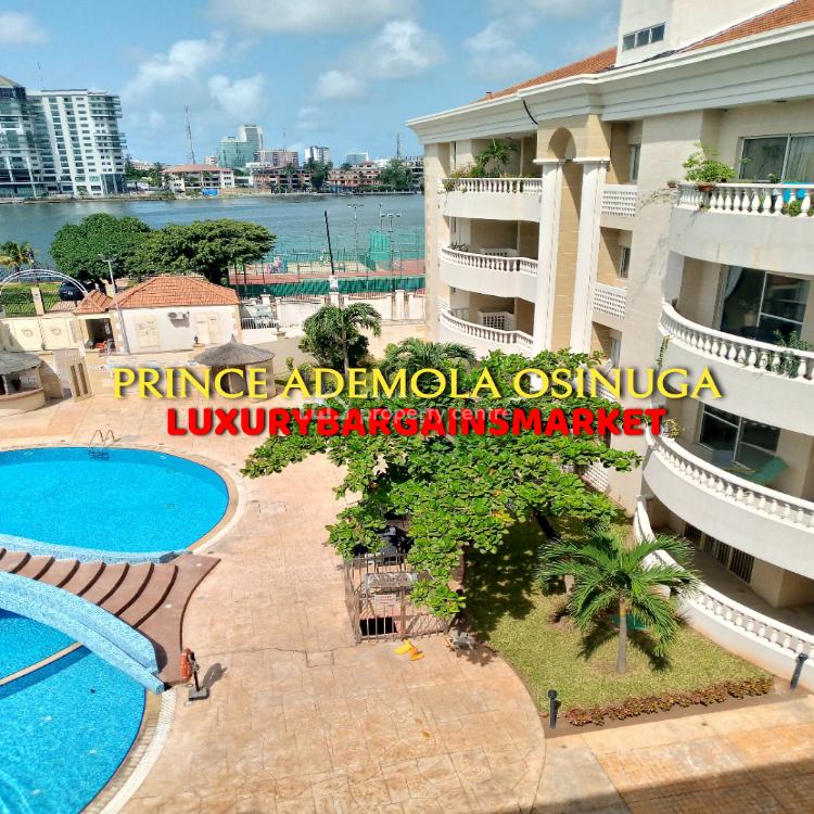 Reasonably Priced Lagoon View 4 Bedroom Apartment + Tennis+squash, Central Ikoyi, Old Ikoyi, Ikoyi, Lagos, Flat for Rent