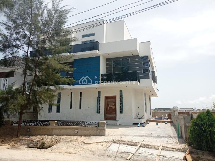 Contemporary Built and Exquisitely Finished 5 Bedroom Detached Duplex, Megamound Estate, Ikota, Lekki, Lagos, Detached Duplex for Sale