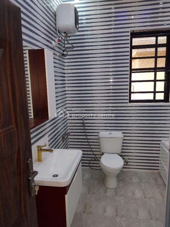 Newly Built 4 Bedroom Fully Detach Duplex +bq, Omole Phase 1, Ikeja, Lagos, Detached Duplex for Sale