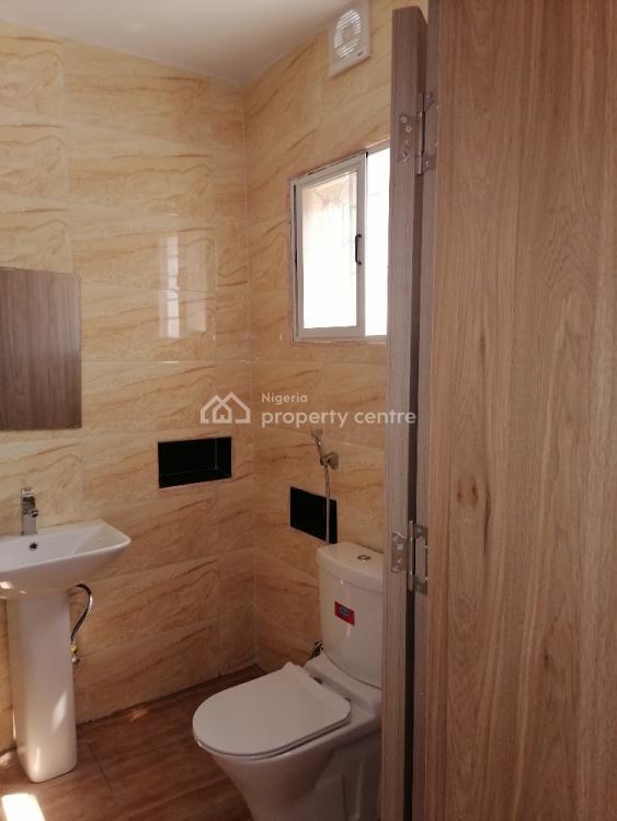 Tastefully Built 4 Bedroom Terrance Duplex, Wuye, Abuja, Terraced Duplex for Rent