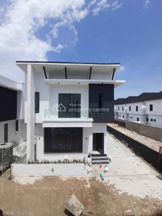 Hot Finishing of a 4 Bedroom Fully Detached Duplex, Ajah, Lagos, Detached Duplex for Sale