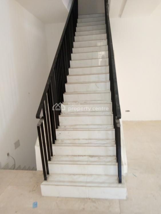 Serviced 3 Bedroom Massionette + Bq on 2 Floors, Off Palace Road, Oniru, Victoria Island (vi), Lagos, Flat for Rent