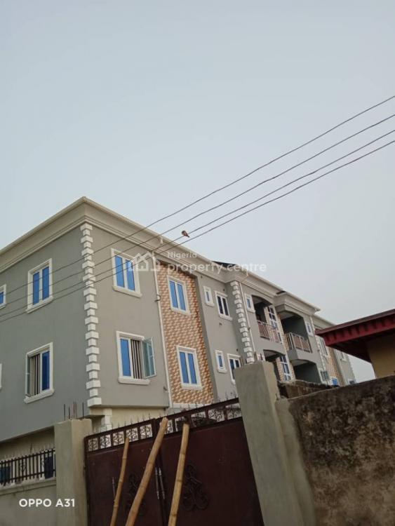 2 Bedroom Flat, Around Nero Water Estate, Sangotedo, Ajah, Lagos, Flat for Rent