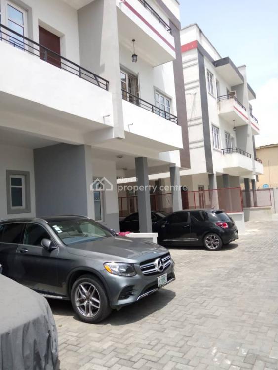 3 Bedroom Massionette with Bq, Oniru, Victoria Island (vi), Lagos, Flat for Rent