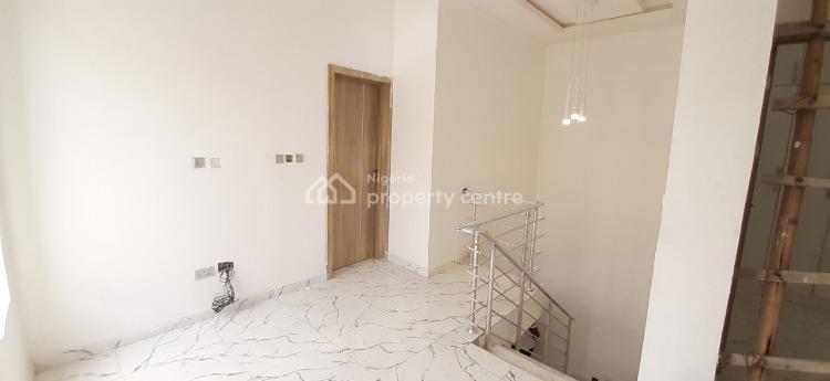 Luxuriously Finished 4 Bedroom Semi Detached Duplex with Bq, Secured Estate, Idado, Lekki, Lagos, Semi-detached Duplex for Sale