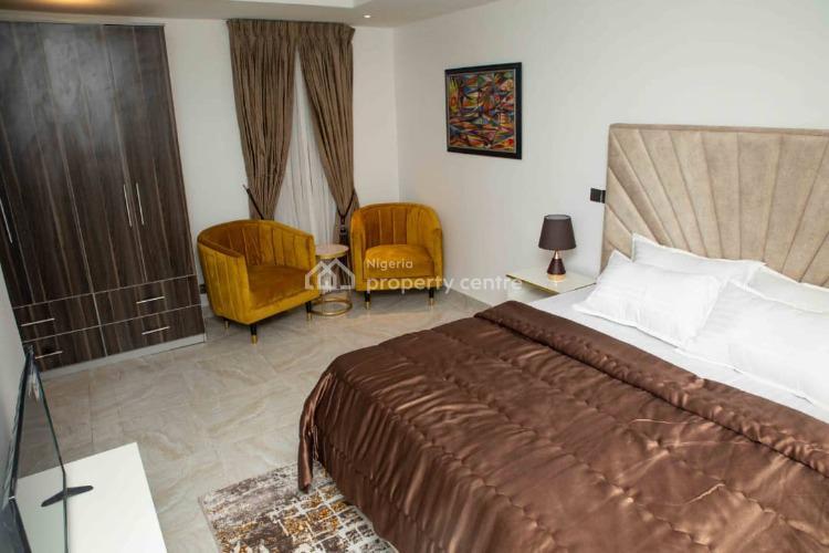 Luxury 3 Bedrooms Apartment, Baron Apartments, Freedom Way, Lekki, Lagos, Flat Short Let
