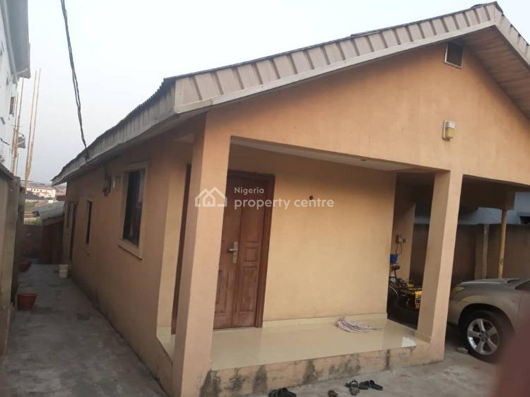 2 Nos 3 Bedroom Bungalow  on 375sq Mtrs, Magodo, Lagos, Detached Bungalow for Sale