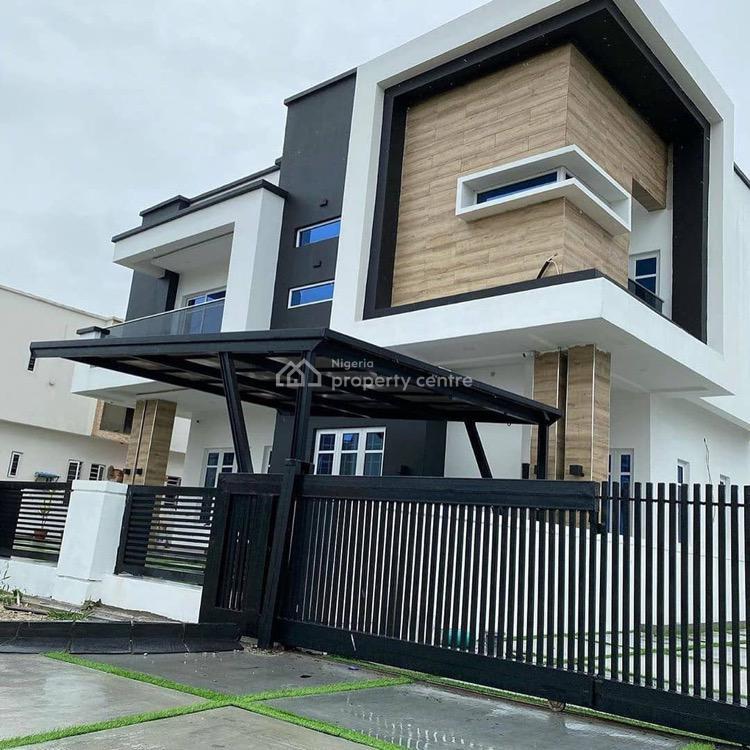 5 Bedrooms Luxury Duplex with Bq, Orchid, Lekki, Lagos, Detached Duplex for Sale