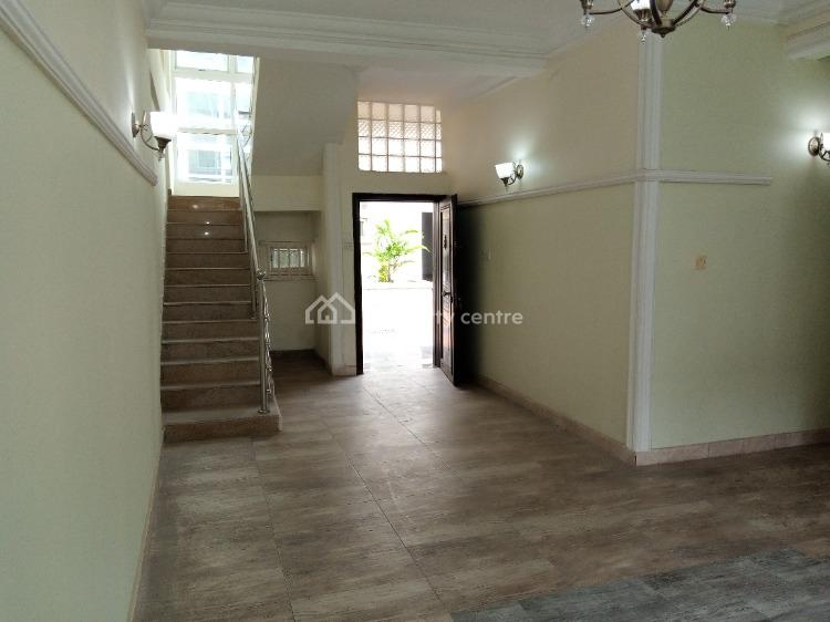 Four Bedrooms Terrace House with a Room Bq, Off Bishop Oluwale Street, Victoria Island (vi), Lagos, Terraced Duplex for Rent