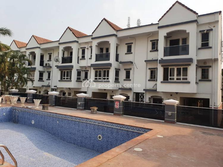 4 Bedrooms Terraced Houses with All Rooms Ensuite., Ikoyi, Lagos, Terraced Duplex for Sale