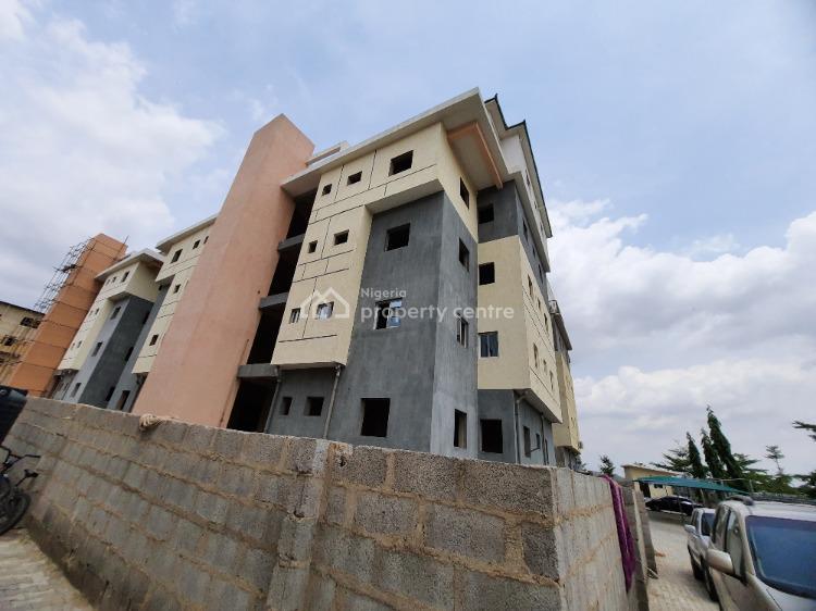 2 Bedroom Apartment Carcass, Turkish Hospital Tarred Road, Karmo, Abuja, Flat for Sale
