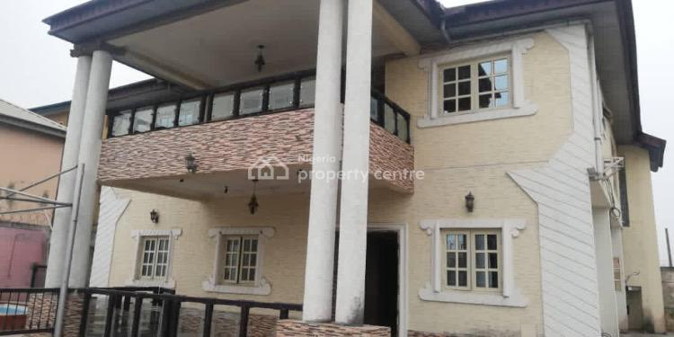 4 Bedrooms Detached Duplex with Swimming Pool, Badore, Ajah, Lagos, House for Sale
