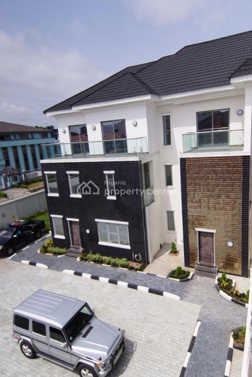 Newly Built 4 Bedroom Terraced Duplex with Bq, Oniru, Victoria Island (vi), Lagos, Terraced Duplex for Sale