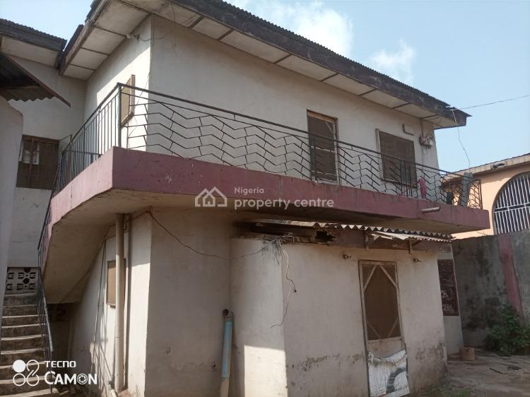 Two Numbers of Three Bedrooms and a Mini Flat, Ifako Ijaiye Local Government, Before Obawole, Ifako-ijaiye, Lagos, Block of Flats for Sale