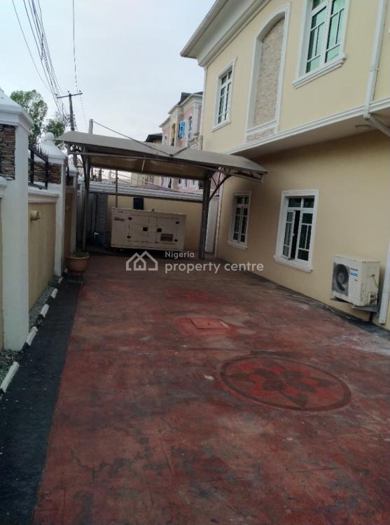 Neatly Used 4 Bedrooms Detached Duplex, Adeniyi Jones, Ikeja, Lagos, Detached Duplex for Sale