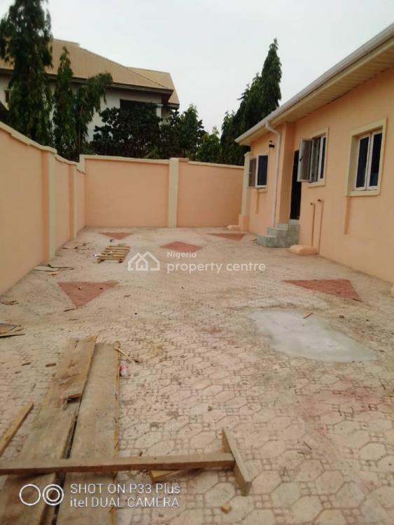 Luxury 4 Suited Bedrooms Bungalow in a Mini Estate 90% Completion, Phase 6 Extension, Trans Ekulu, Enugu, Enugu, Detached Bungalow for Sale