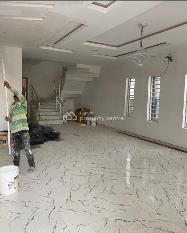 Contemporary 5 Bedroom Detached Duplex, Chevron Drive, Osapa, Lekki, Lagos, Detached Duplex for Sale
