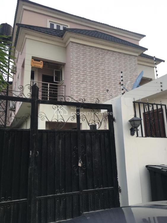 4 Bedrooms Semi Detached Duplex, Bakare Estate, Agungi, Lekki, Lagos, House for Sale