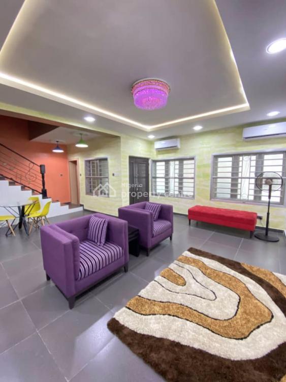 a Four Bedrooms Terrace Duplex at Chevron Drive Lekki Lagos., Chevron Drive, Lekki, Lagos, Terraced Duplex for Sale