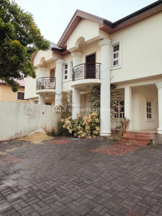 2 Wings 5 Bedroom Semi-detached Duplex on 920sqm, Vgc, Lekki, Lagos, Semi-detached Duplex for Sale