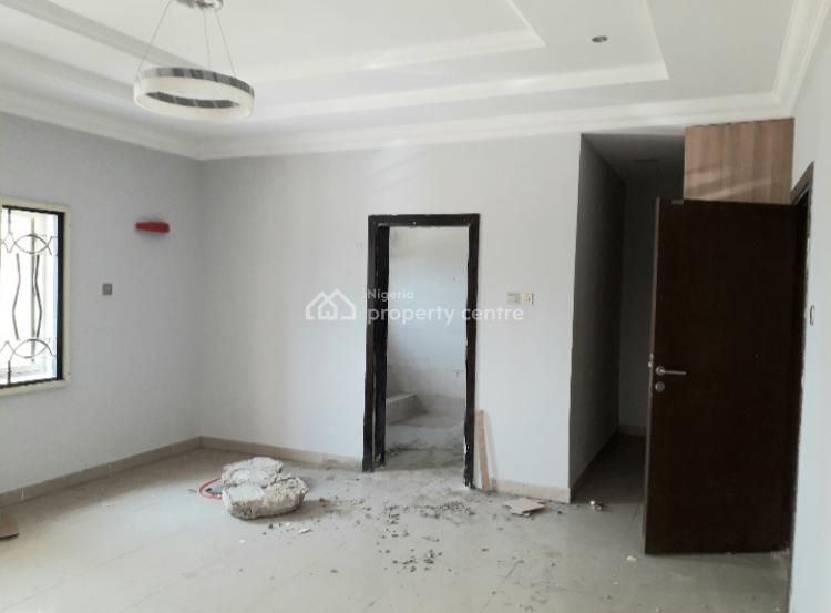 Luxury 4 Bedroom with Bq, Victory Park Estate, Osapa, Lekki, Lagos, Semi-detached Duplex for Rent