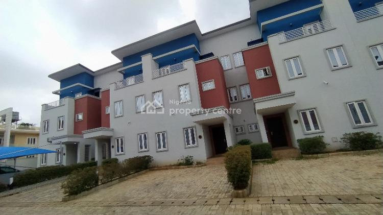 Luxurious Spacious 4 Bedroom Terraced Duplex with 2 Livingroom, Katampe Extension, Katampe, Abuja, Terraced Duplex for Sale