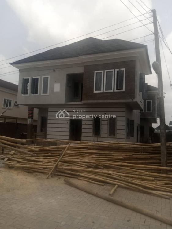 Land, Sabinas Court, Ado Road, Ado, Ajah, Lagos, Semi-detached Duplex for Sale