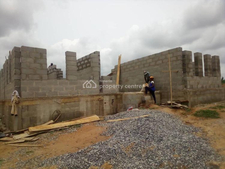 Newly Built Bungalow Available, Ikola Road, Alagbado, Ifako-ijaiye, Lagos, Detached Bungalow for Sale
