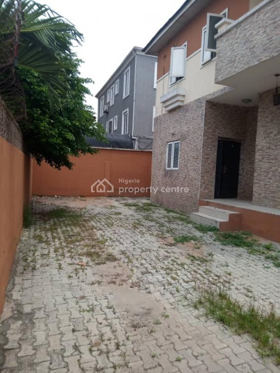 5 Bedroom Detached Duplex, New Road Bustop By Alpha Beach, Lekki Expressway, Lekki, Lagos, Detached Duplex for Sale