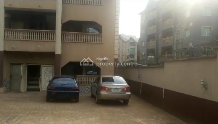 a Block of 3 Bedroom Flats on 2 Storey Building 2 Apartment Bq, Unique Estate, Ogidi, Idemili, Anambra, Block of Flats for Sale