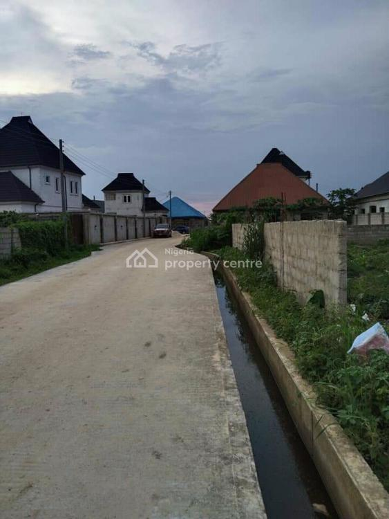 2 Plots of Dry and Table Land, Rumuosi, Port Harcourt, Rivers, Land for Sale