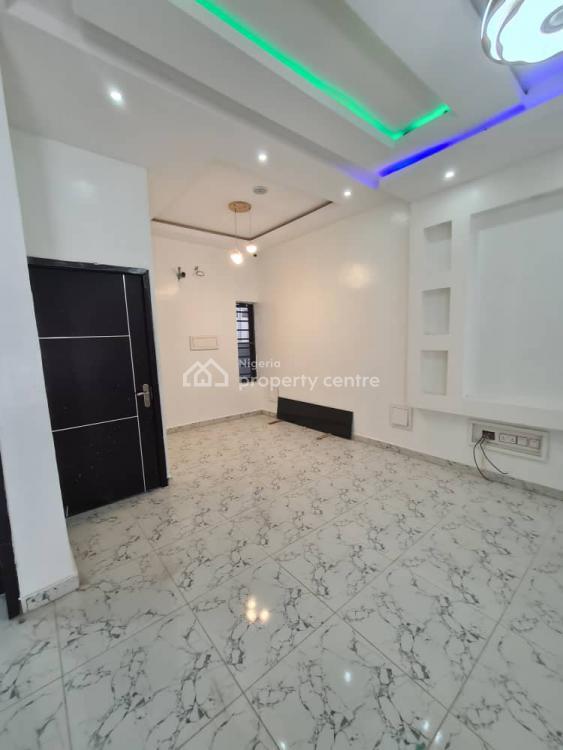 Luxurious 4 Bedroom Terrace Duplex, Chevron.orchid Road, Lekki, Lagos, Detached Duplex for Sale