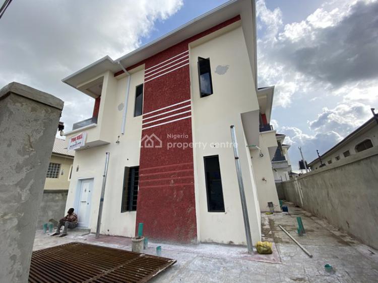 4 Bedrooms Fully Detached Duplex, Thomas Estate, Ajah, Lagos, Detached Duplex for Sale