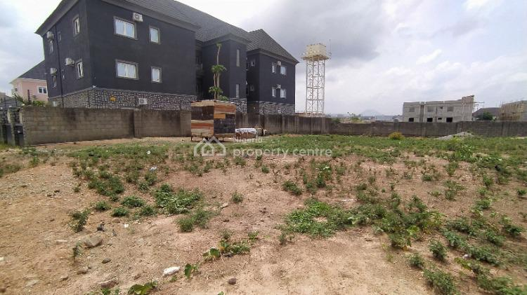 Buildable and Liveable Residential Fcda Plot with C of O, Gilmore, Jahi, Abuja, Residential Land for Sale