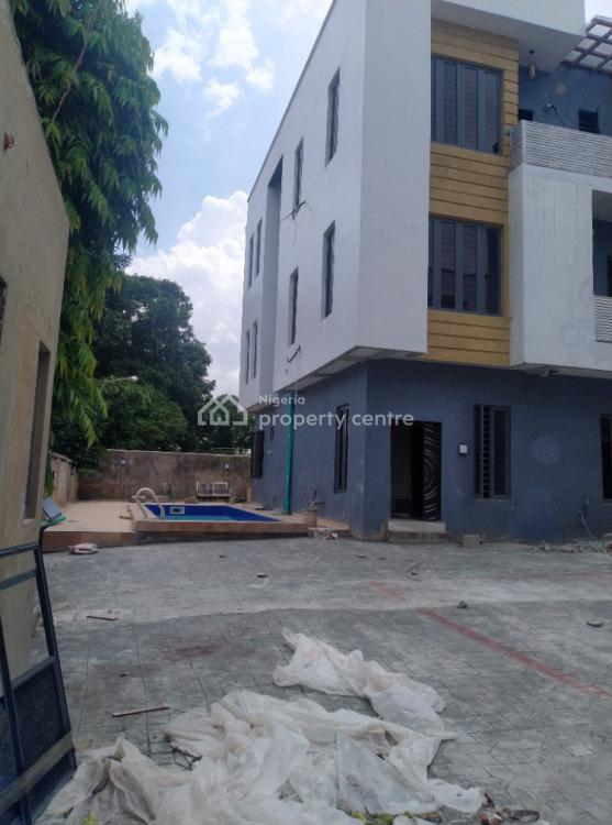 4 Bedrooms Detached Duplex, Okupe, Mende, Maryland, Lagos, Detached Duplex for Sale